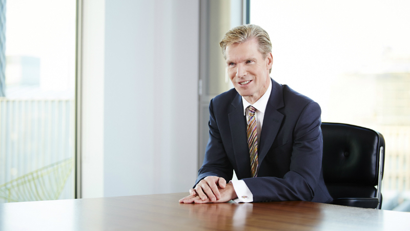 Chief Executive Officer Stephen Kelly
