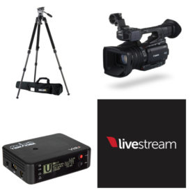 Standard Streaming Kit - Go Live Australia