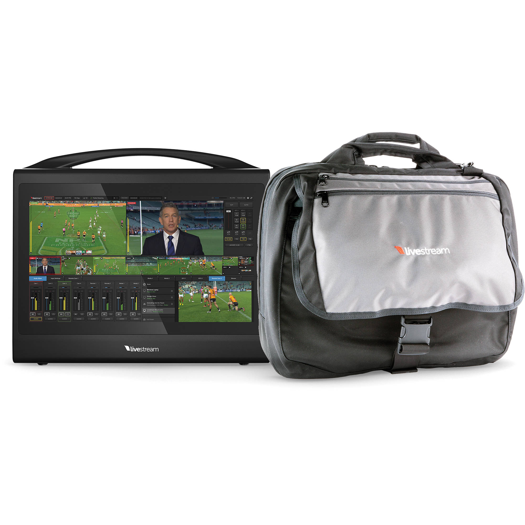 Livestream HD550 with Carry Bag - Go Live Australia