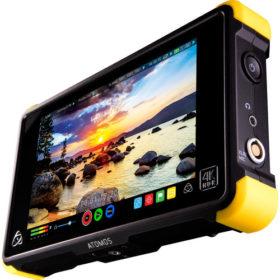 Atomos Shogun Flame 7″ 4K HDMI/SDI Recording Monitor - Go Live Australia