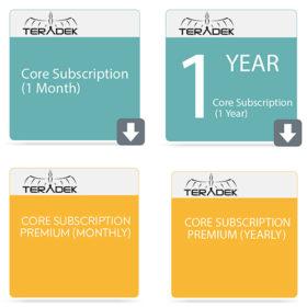 Core Subscription